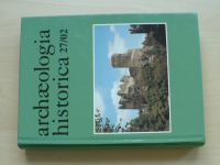 Archaeologia historica 27/02 - ed, Nekuda (2001)