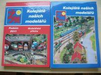 Benetka, Buchtela - Kolejiště našich modelářů  -  Podzim 2011 - Modelářská příloha + DVD příloha