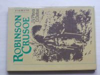 Defoe, Pleva - Robinson Crusoe (1986) il. Burian
