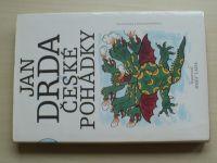Drda - České pohádky (1990) il. Lada