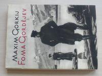 Gorkij - Foma Gordějev (1957)