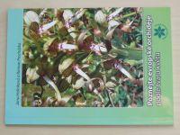 Holínková, Procházka - Poznejte evropské orchideje podle tvaru květu (2015)