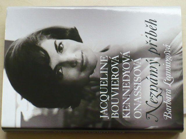Leamingová - Jacqueline Bouvierová Kennedyová Onassisová - Neznámý příběh (2015)