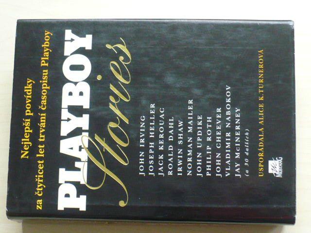 Playboy stories - Nejlepší povídky za čtyřicet let časopisu Playboy (1996)