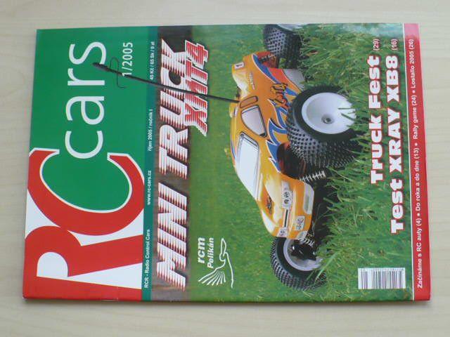RC cars 1 (2005) ročník I.