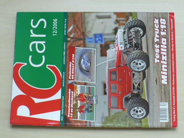 RC cars 12 (2006) ročník II.