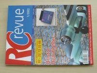 RC revue 1-12 (2002) ročník III. (chybí čísla 7, 11-12, 9 čísel)