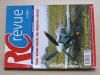 RC revue 1-12 (2004) ročník V. (chybí čísla 6, 8, 11, 9 čísel)