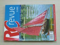 RC revue 1-12 (2005) ročník VI. (chybí číslo 12, 11 čísel)