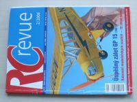 RC revue 1-12 (2006) ročník VII. (chybí čísla 1, 3-5, 8 čísel)
