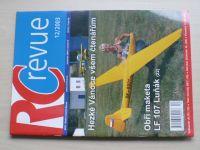 RC revue 12 (2003) ročník IV.