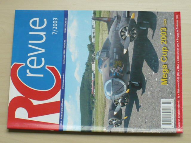 RC revue 7 (2003) ročník IV.