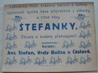 Štefanka cikorka - Vystřihovánka 4 - Vojáci armády RČs - dělostřelci