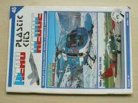 Aero plastic kits revue 45-55 (1996) ročník VI.