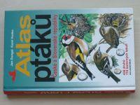 Dungel, Hudec - Atlas ptáků České a Slovenské republiky (2003)