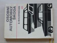 Mauermann - Osobní automobily Škoda typů 440, 445, 450, Octavia, Felicia (1964)