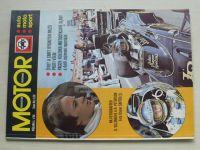 Motor 1 (1984) - příloha časopisu