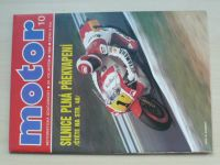 Motor 10 (1988) ročník XX.
