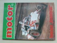 Motor 10 (1989) ročník XXI.