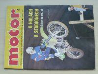 Motor 4 (1988) ročník XX.