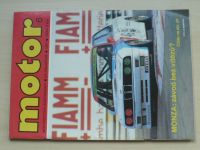 Motor 6 (1987) ročník XIX.