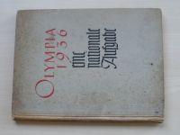 Olympia 1936 eine nationale Aufgabe (Berlin 1935) němeky, Olympiáda 1936 - národní úkol