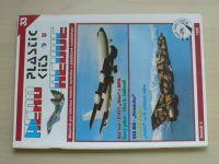 Aero plastic kits revue 33-44 (1995) ročník V.