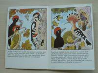 Průchová - Ptačí pohádka (1990) Obrázky Aleny Ladové
