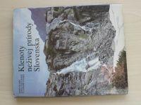 Rubín, Calvánek, Vydra - Klenoty neživej prírody Slovenska (1987)