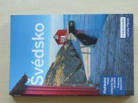 Švédsko z řady průvodců Lonely Planet (2013) Ohlsen, Kaminski, Lundgren