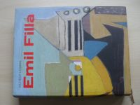 Vojtěch Lahoda - Emil Filla (Academia 2007) Monografie