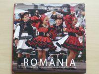 Andreescu - ROMANIA a photographic memoir (2008) anglicky, německy