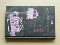 Harrisonová - Monster High 3 - Kde je vlk, tam je hra (2012)