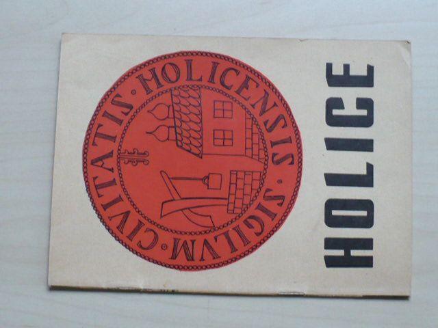 Holice - Informační publikace (1971)