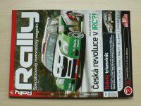 Rally 1-10 (2009) ročník X. (chybí čísla 2-5, 10, 5 čísel)