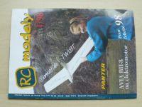 RC modely 1-12 (1998) ročník III. (chybí čísla 3, 5, 10 čísel)