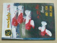RC modely 1 (1996) ročník I.