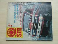 Svět motorů 1-50 (1987) r. XLI. (chybí č. 1,3,13-15,17-19,21-22,28-29,31-32,35,37-38,41-43,45,47-48)