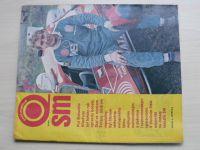 Svět motorů 1-52 (1988) ročník XLII. (chybí čísla 2-3,6,8-14,16-17,19-24,30-32,34-41,43-45,47-49)