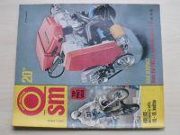 Svět motorů 20-50 (1985) ročník XXXIX. (chybí čísla 21,23,26-27,29-30,33,36-39,41,43-45,48,15 čísel)