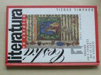 Svozil - Česká literatura ve zkratce 1 (1997)