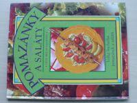 Fergusonová, Garnerová - Pomazánky a saláty (1994)
