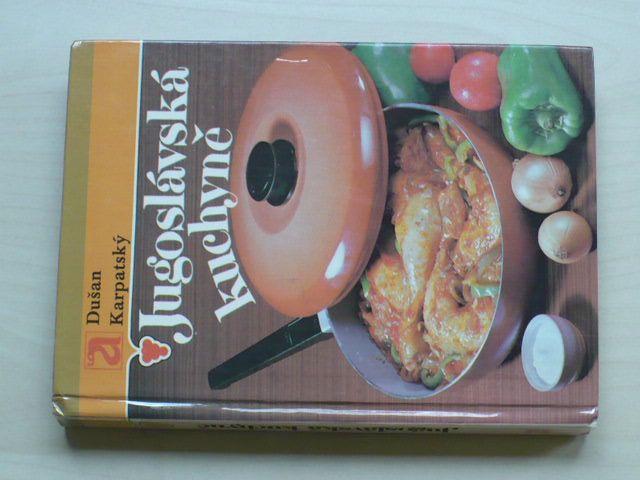 Karpatský - Jugoslávská kuchyně (1988)