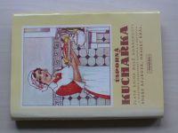 Kejřová - Úsporná kuchařka - Zlatá kniha malé domácnosti (1990)