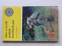 Najman - Chov a výcvik malých loveckých psů (1973)