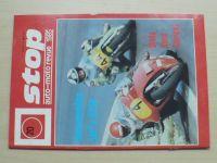 Stop auto-moto revue 20 (1985) ročník XV. (slovensky)