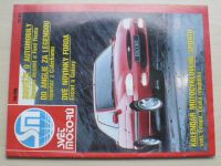 Svět motorů 10 (1995) ročník XLIX.