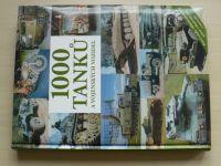 1000 tanků a vojenských vozidel (2010)