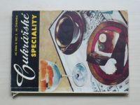 Gurecký, Chromela - Cukrářské speciality (1968)