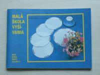 Malá škola vyšívania (1989) slovensky